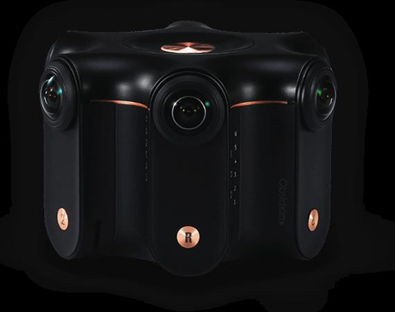 8K video camera
