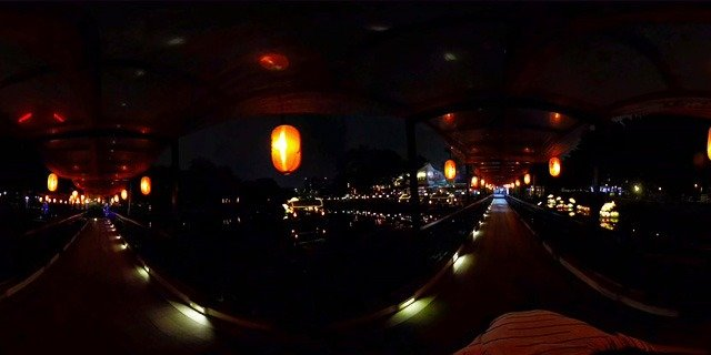 唐荔园夜景