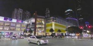 万象城夜景