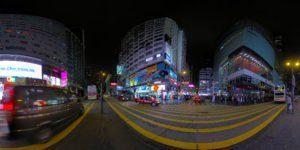 尖沙咀重庆大厦延时摄影