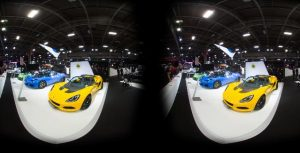 VR180: Car Show