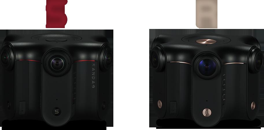 3D 360 camera